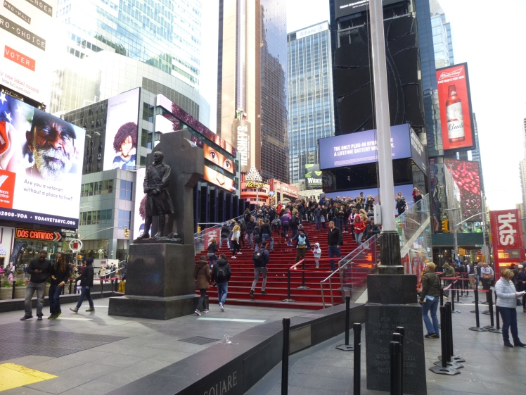 Times Square TKTS stairs.JPG